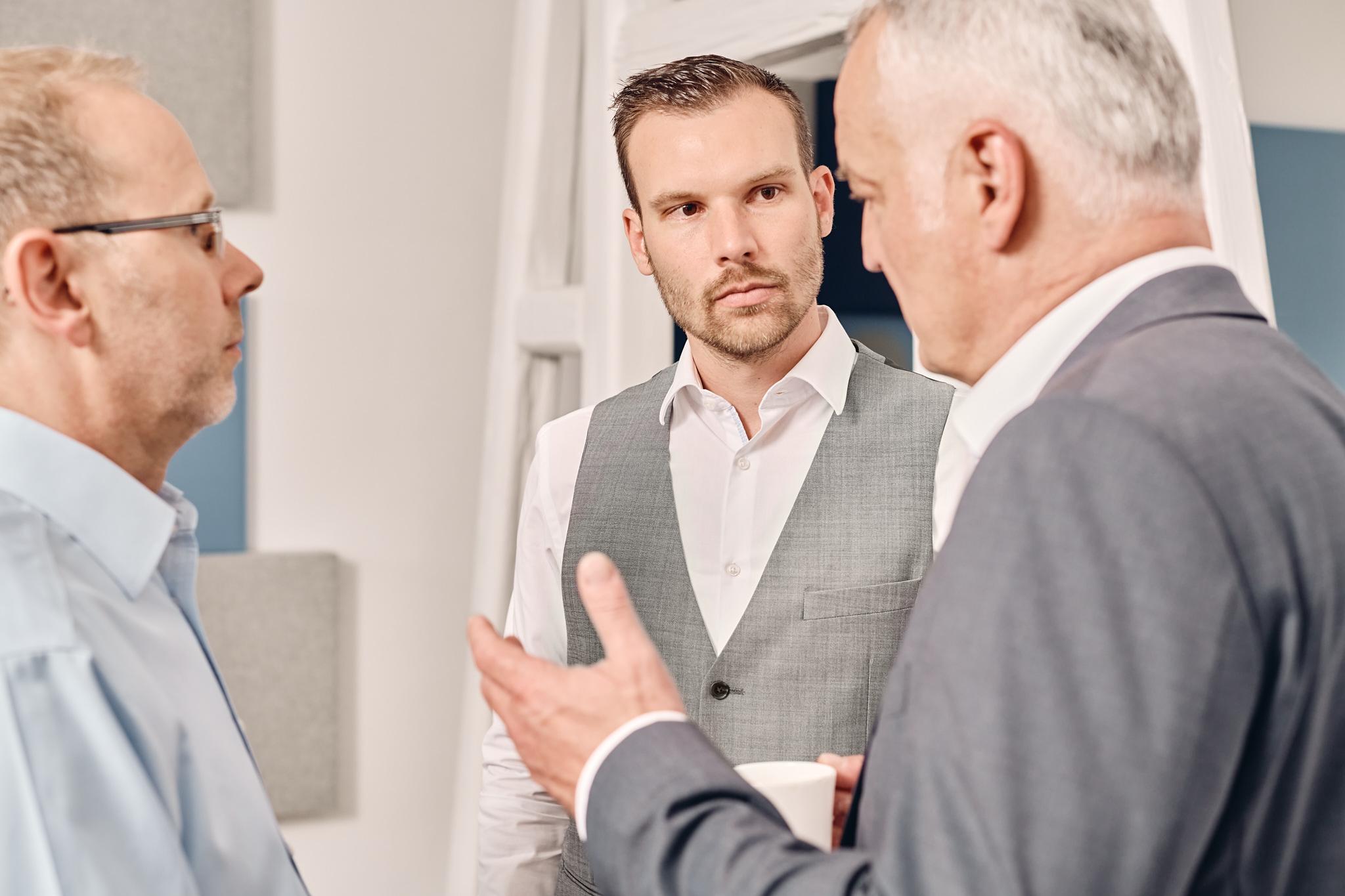 Die Spezialisten von Euroconsil kümmern sich um alle Schritte rund um den Unternehmensverkauf.